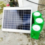 Small Solar and Lights