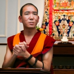 Lobsang teaching