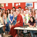 A Monk in the Classroom